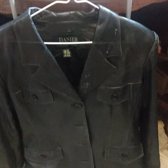 3for20 Daniel Leather jacket